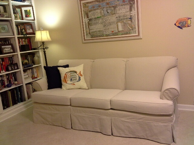Dropcloth Slip Covers Marge S Custom Slipcovers